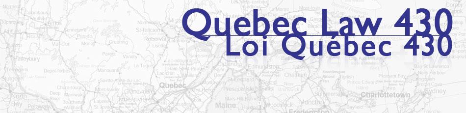 Quebec heavy vehicle owners and operators registrationL'enregistrement des propriétaires et opérateurs de véhicules lourds au Québec